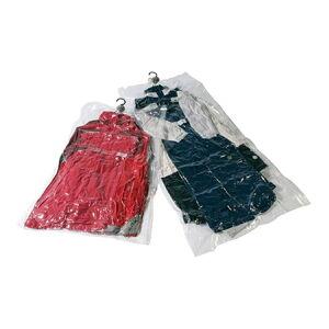 Sada 2 vakuových úložných obalů na oblečení Compactor Compressbag Preya