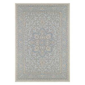 Modro-béžový venkovní koberec Bougari Anjara, 200 x 290 cm