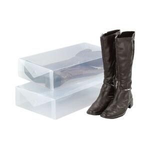 Sada 2 úložných boxů na kozačky Wenko Pack