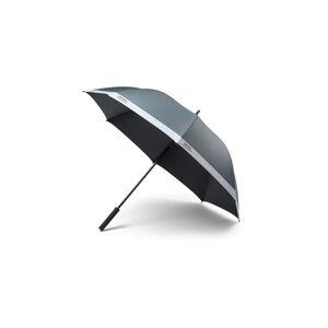 Šedý holový deštník Pantone