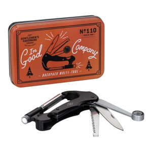 Multifunkční nástroj pro cestovatele Gentlemen's Hardware Good Company