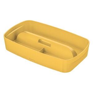 Žlutý organizér s držadlem Leitz MyBox