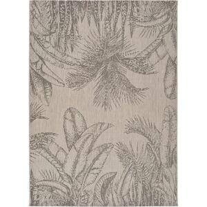 Šedý venkovní koberec Universal Tokio Silver, 80 x 150 cm