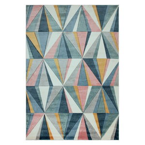 Koberec Asiatic Carpets Diamond Multi, 200 x 290 cm