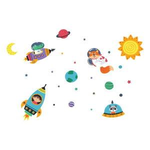 Dětské samolepky na zeď Ambiance Space