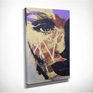 Nástěnný obraz na plátně Seduce, 30 x 40 cm